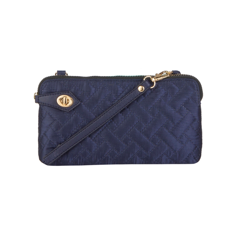 Mona B Crossbody - Posie - Navy