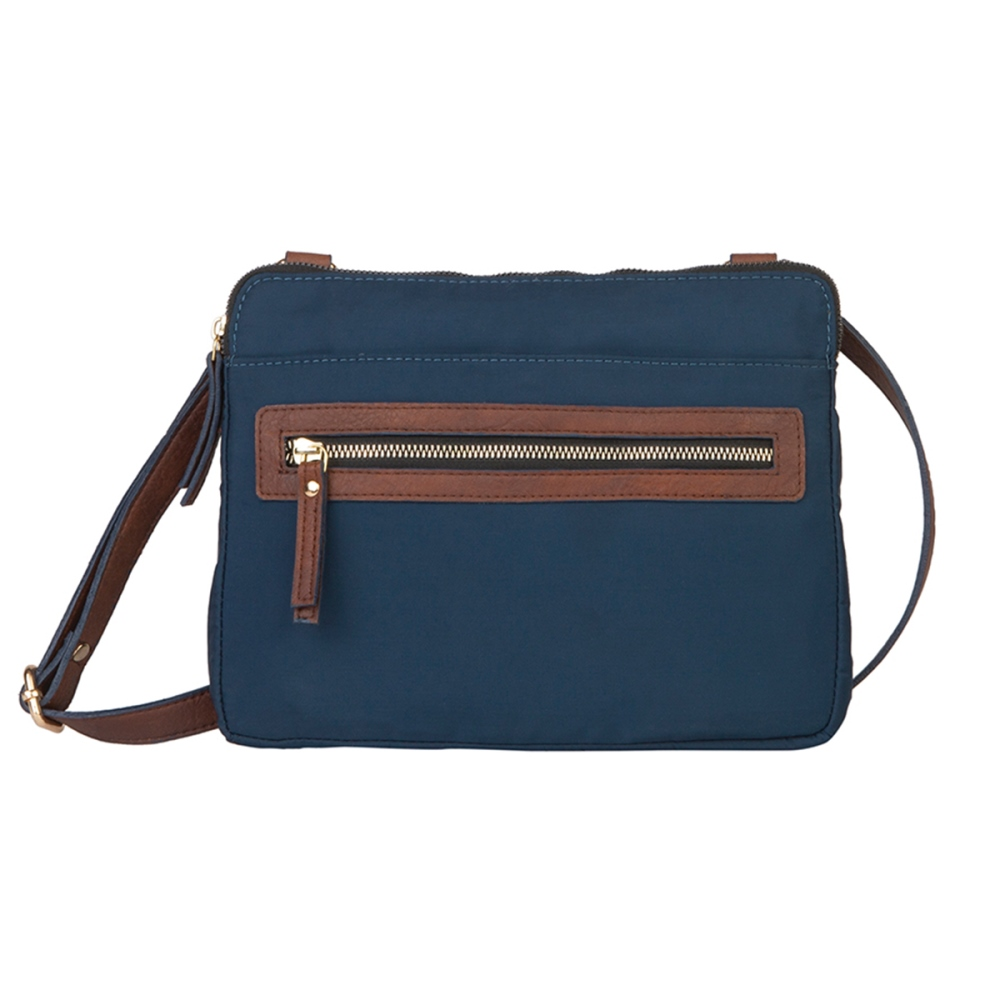 Mona B Crossbody - Tessa - Navy