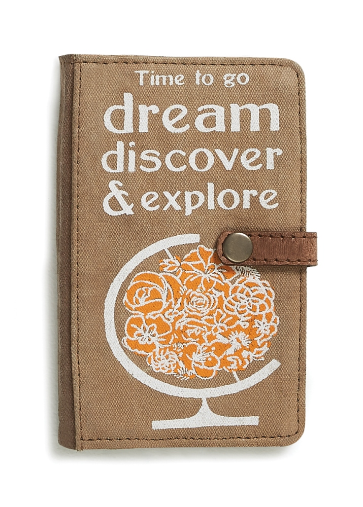 Mona B Passport Wallet - Dream