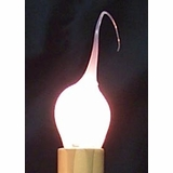 Moonlight Candle Light Bulb - 3-Watt - 3,000 Hours