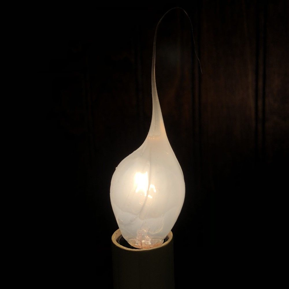 Moonlight Candle Light Bulb - 3 Watt - 3000 Average Hours