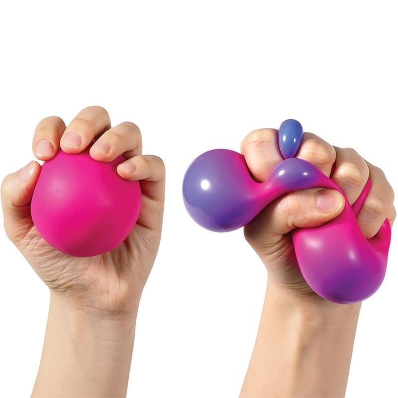 NeeDoh Stress Ball - Changing Colors Sensory Toy - Assorted Color