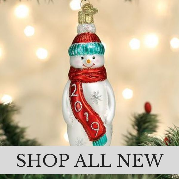 Old World Christmas Tree Ornaments � New Arrivals