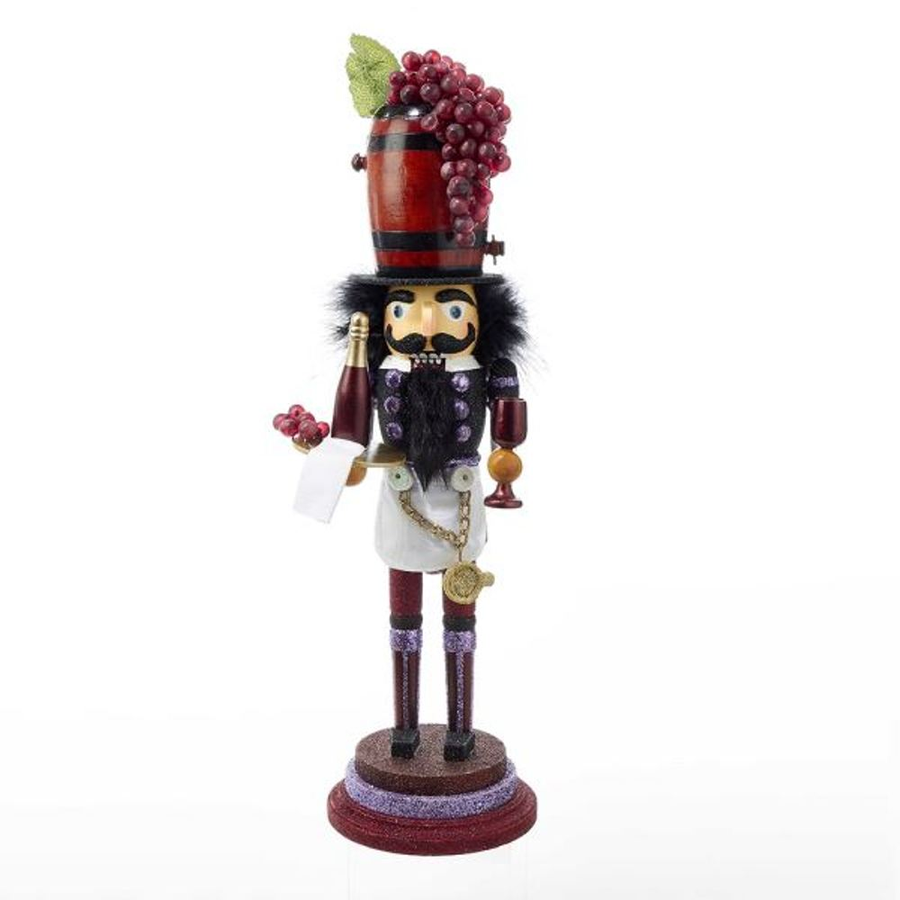 Nutcracker - Wine Nutcracker - 19in