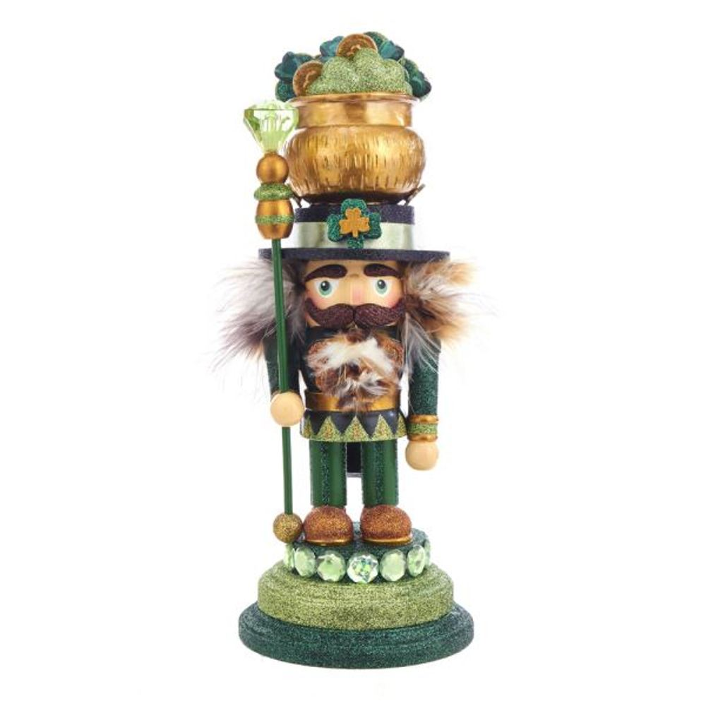 Nutcracker - Irish Nutcracker - 12in
