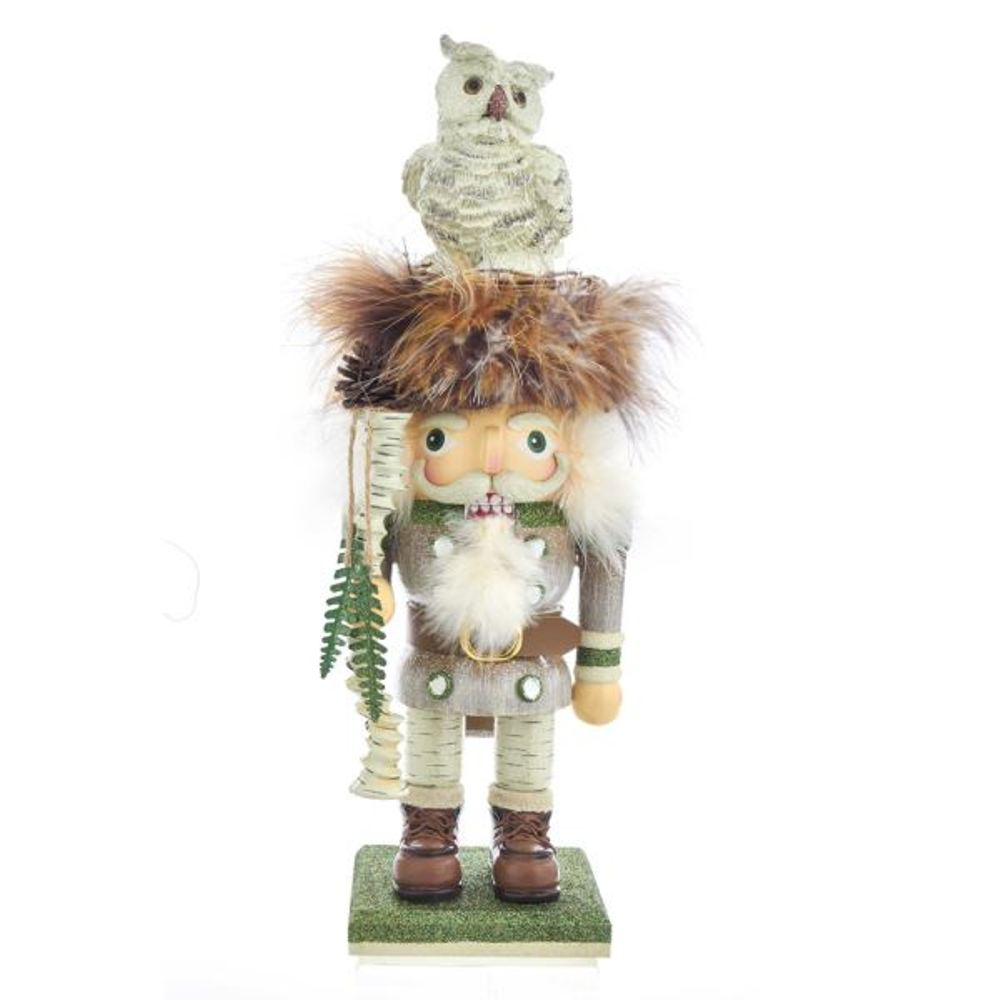 Nutcracker - Woodsman Nutcracker - 15in