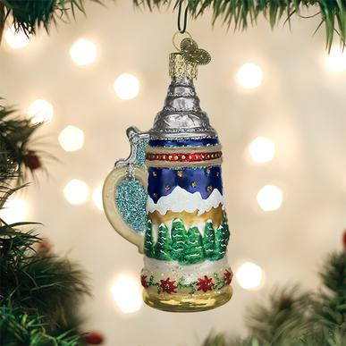 Old World Christmas Ornament - German Stein