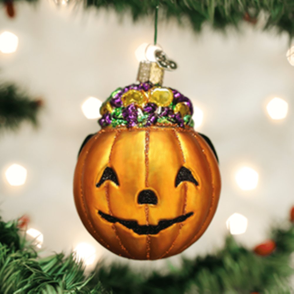 Old World Christmas Ornament - Trick Or Treat