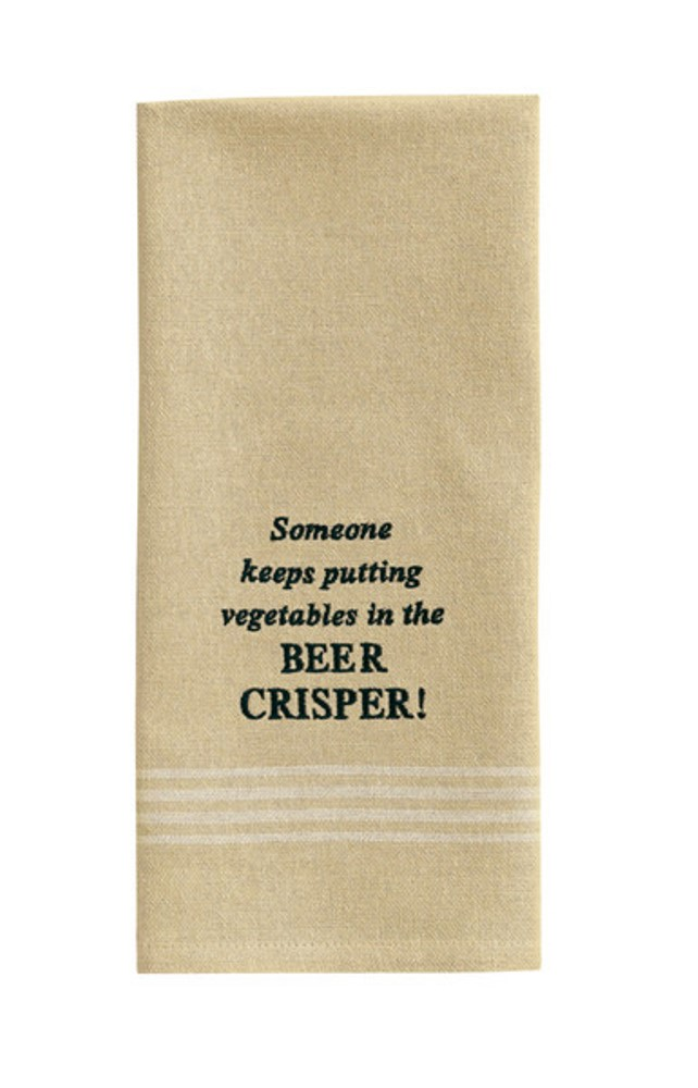 Park Designs Dish Towel - Beer Chrisper