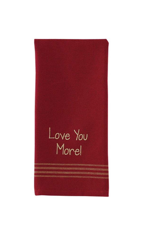 Park Designs Dish Towel - Love You More