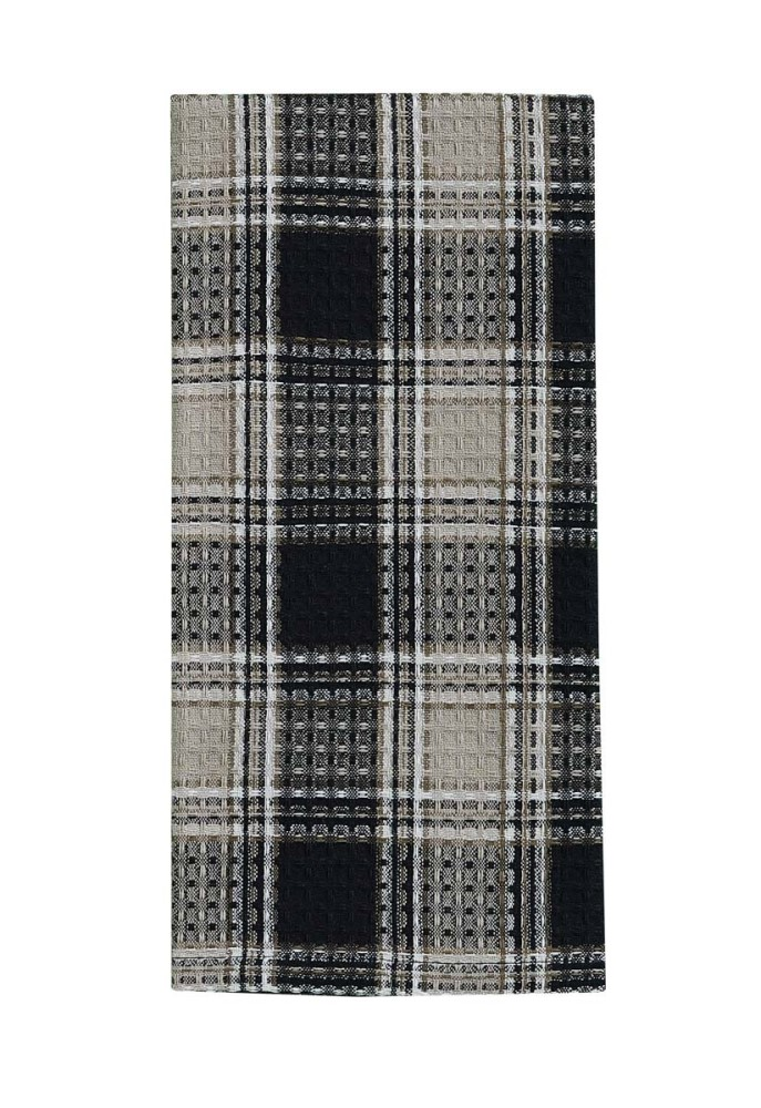 Park Designs Dish Towel - Soapstone Waffle