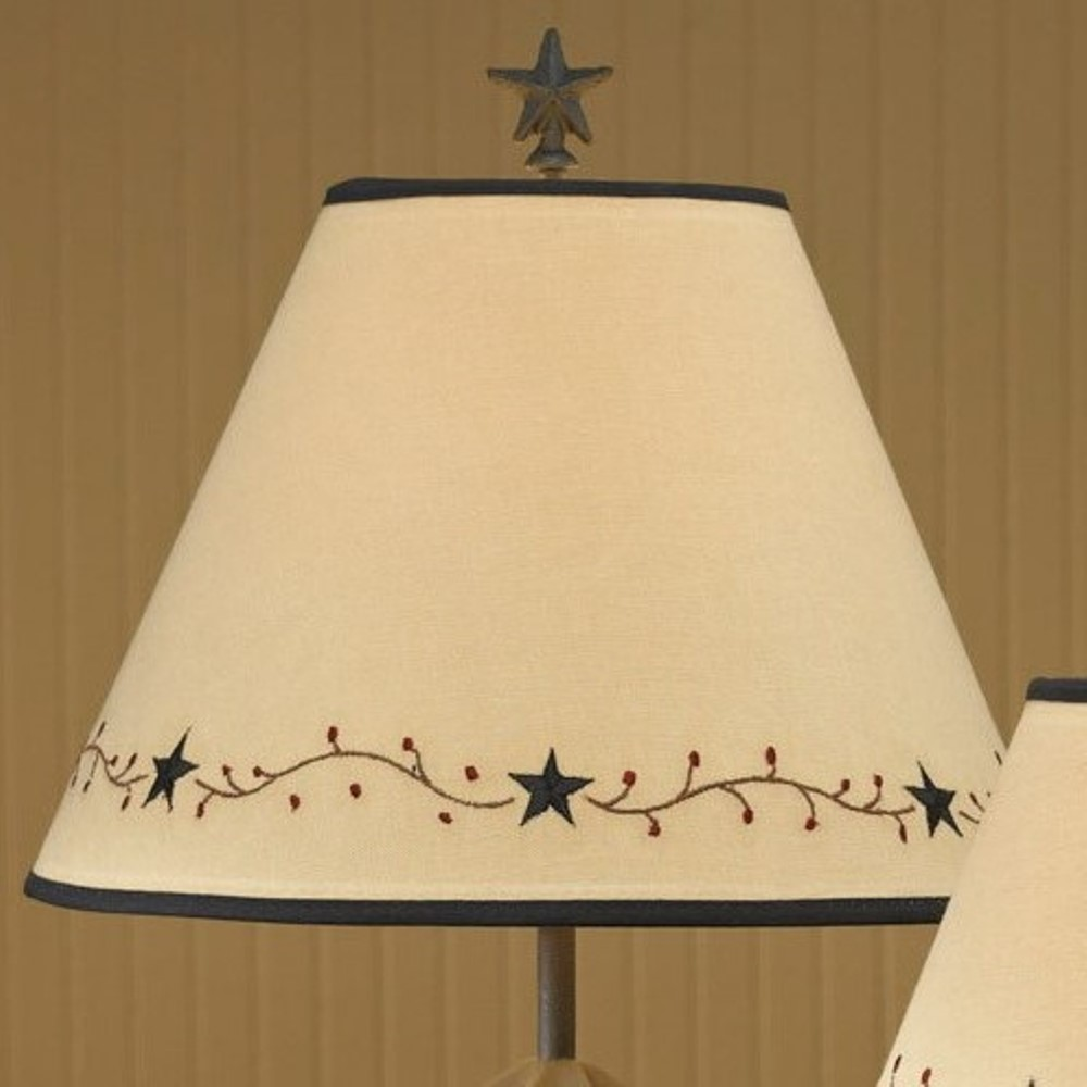 Park Designs Lamp Shade - Star Vine - 14in