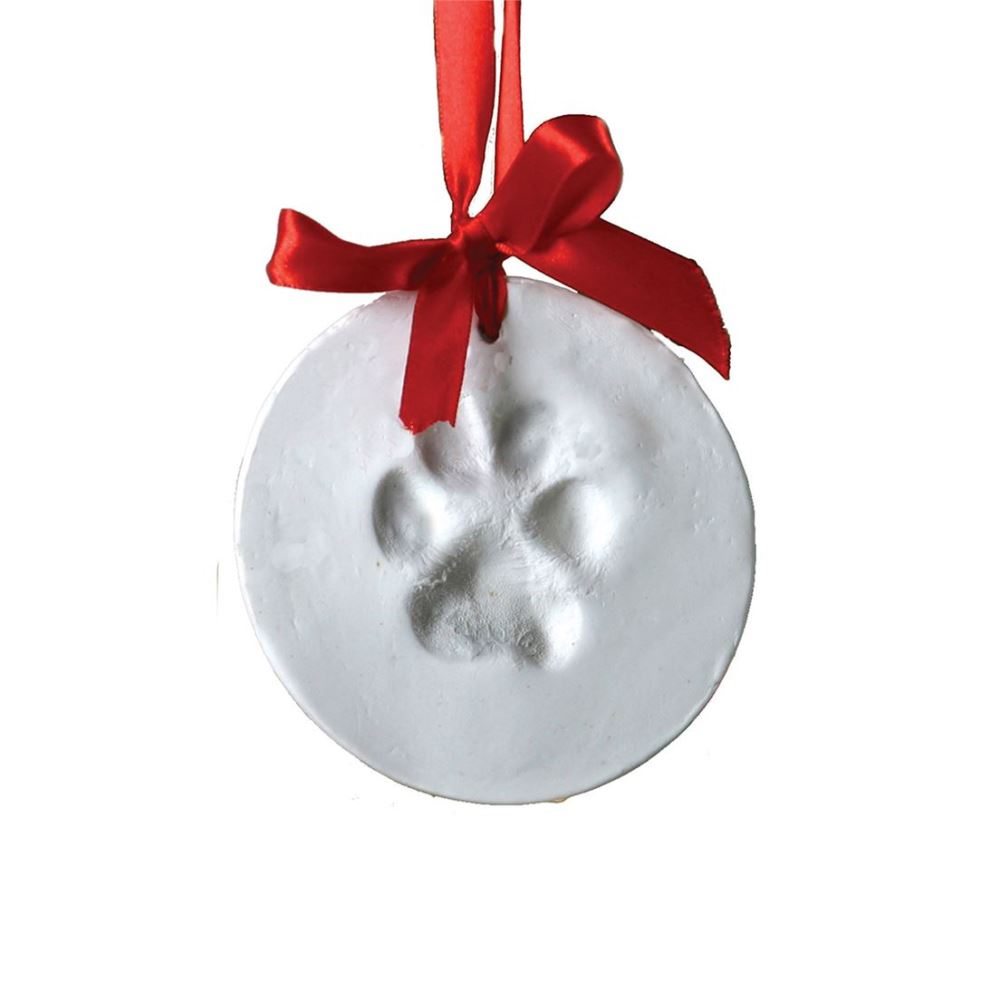 Pet Paw Print Clay Kit - For Dogs & Cats