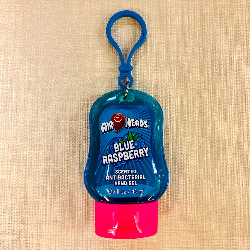 Pocket Hand Sanitizer - Scented - Air Heads - Blue Raspberry - 40mL