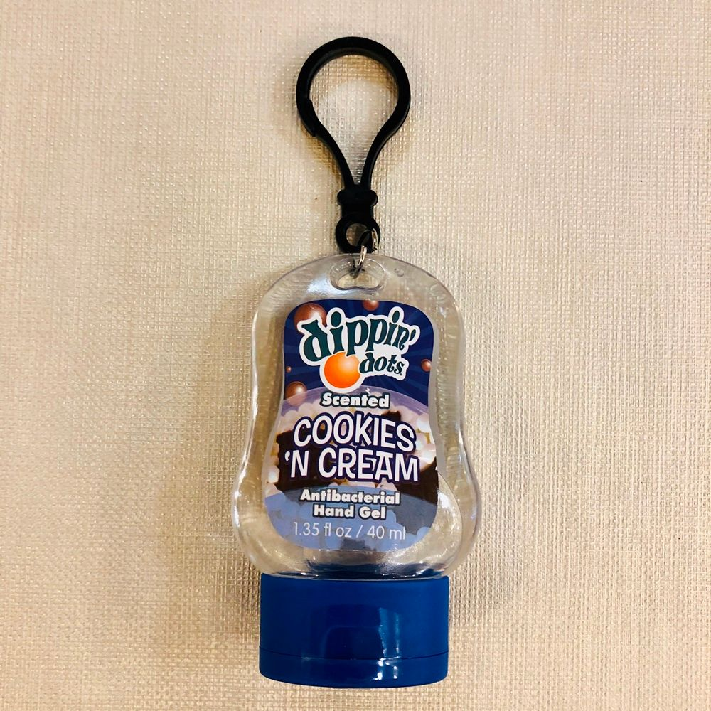 Pocket Hand Sanitizer - Scented - Dippin Dots - Cookies & Cream - 40mL