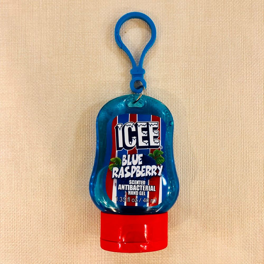 Pocket Hand Sanitizer - Scented - Icee - Blue Raspberry - 40mL