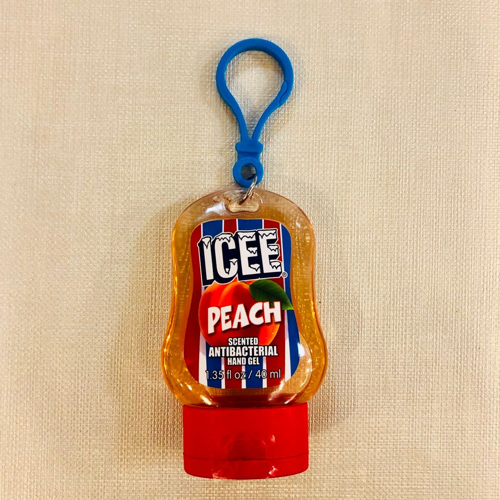 Pocket Hand Sanitizer - Scented - Icee - Peach - 40mL