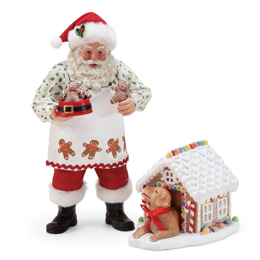 Possible Dreams Santa - And Everything Nice 2018