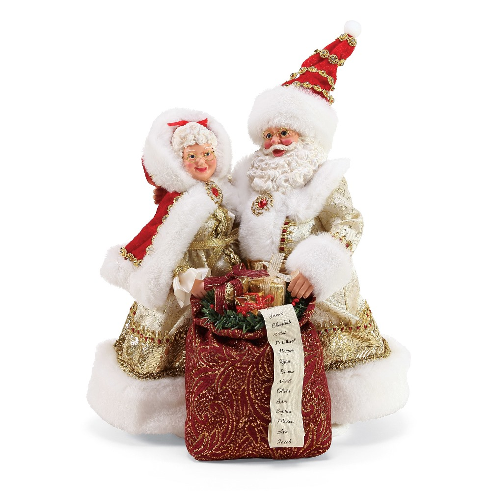 Possible Dreams Santa - Golden Years Limited Edition 2019