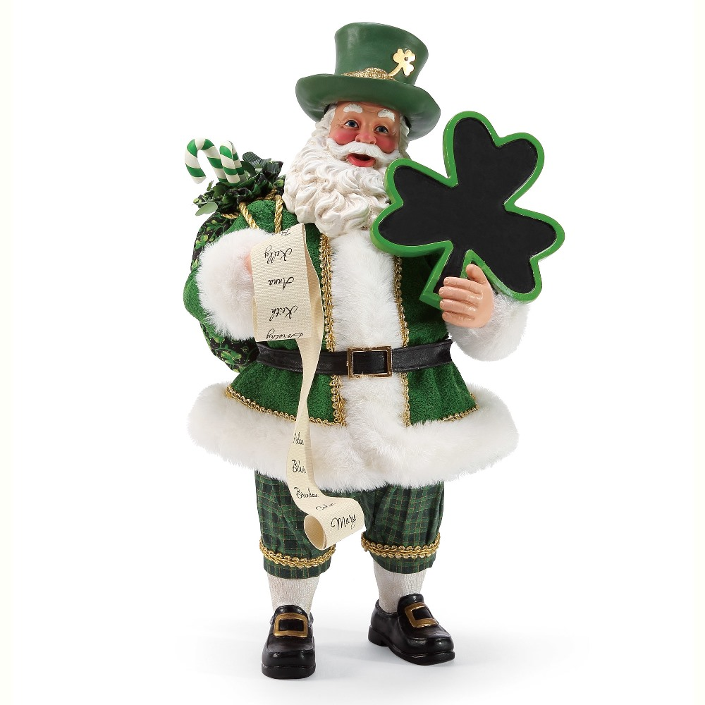 Possible Dreams Santa - Irish Cheer 2019
