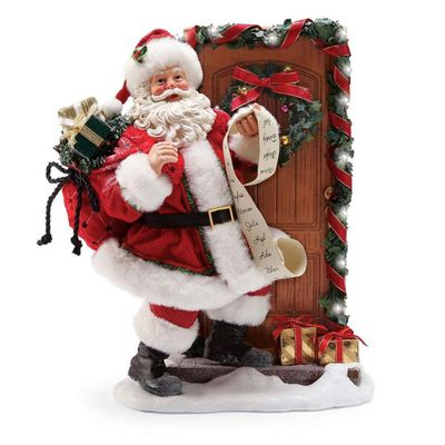 Possible Dreams Santa - Knock, Knock, Who's There 2018