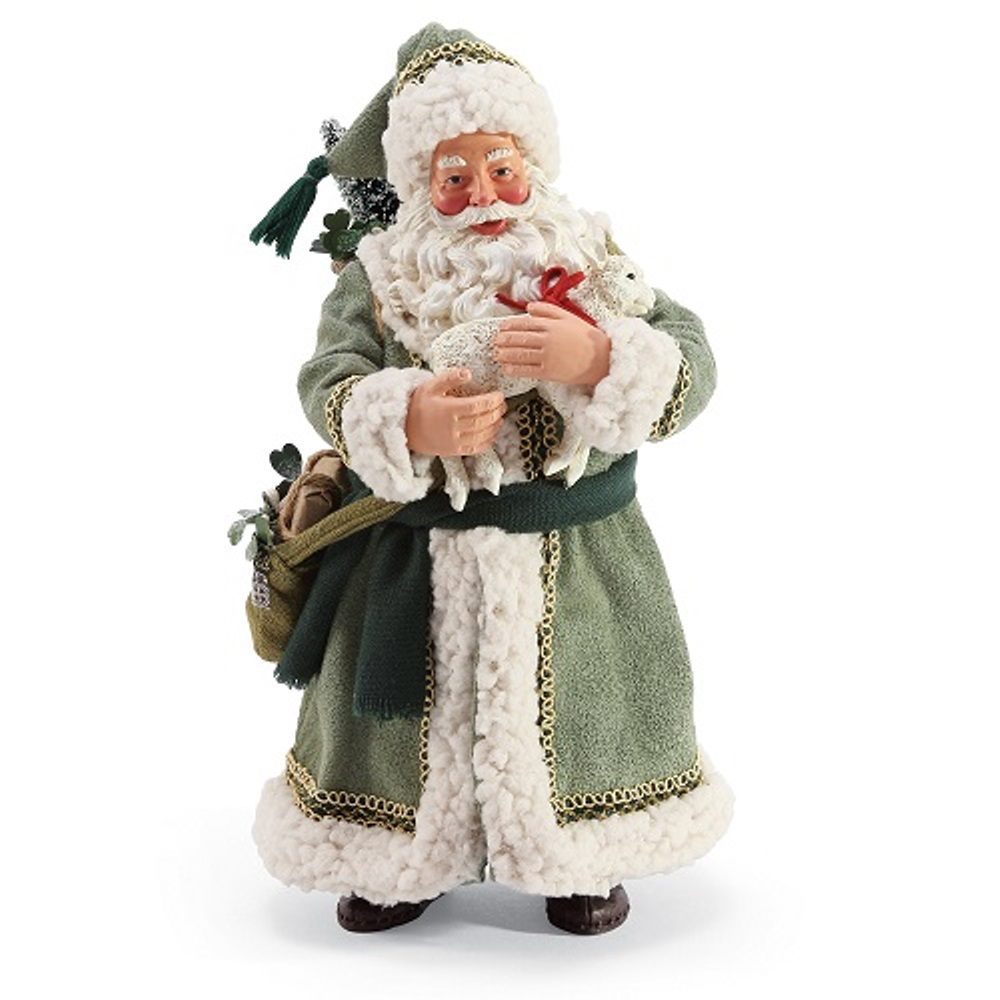 Possible Dreams Santa - Little Lamb 2019