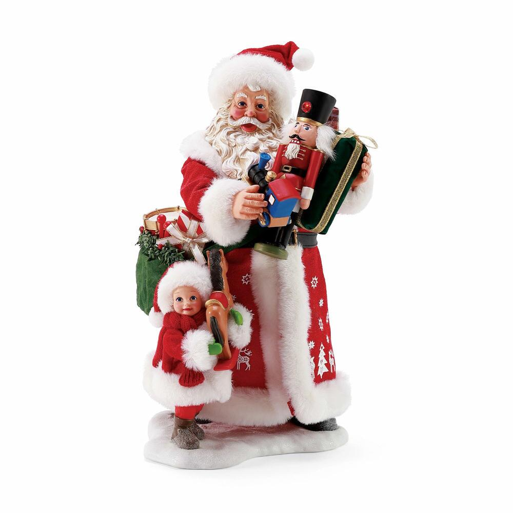 Possible Dreams Santa - Loaded With Gifts 2021