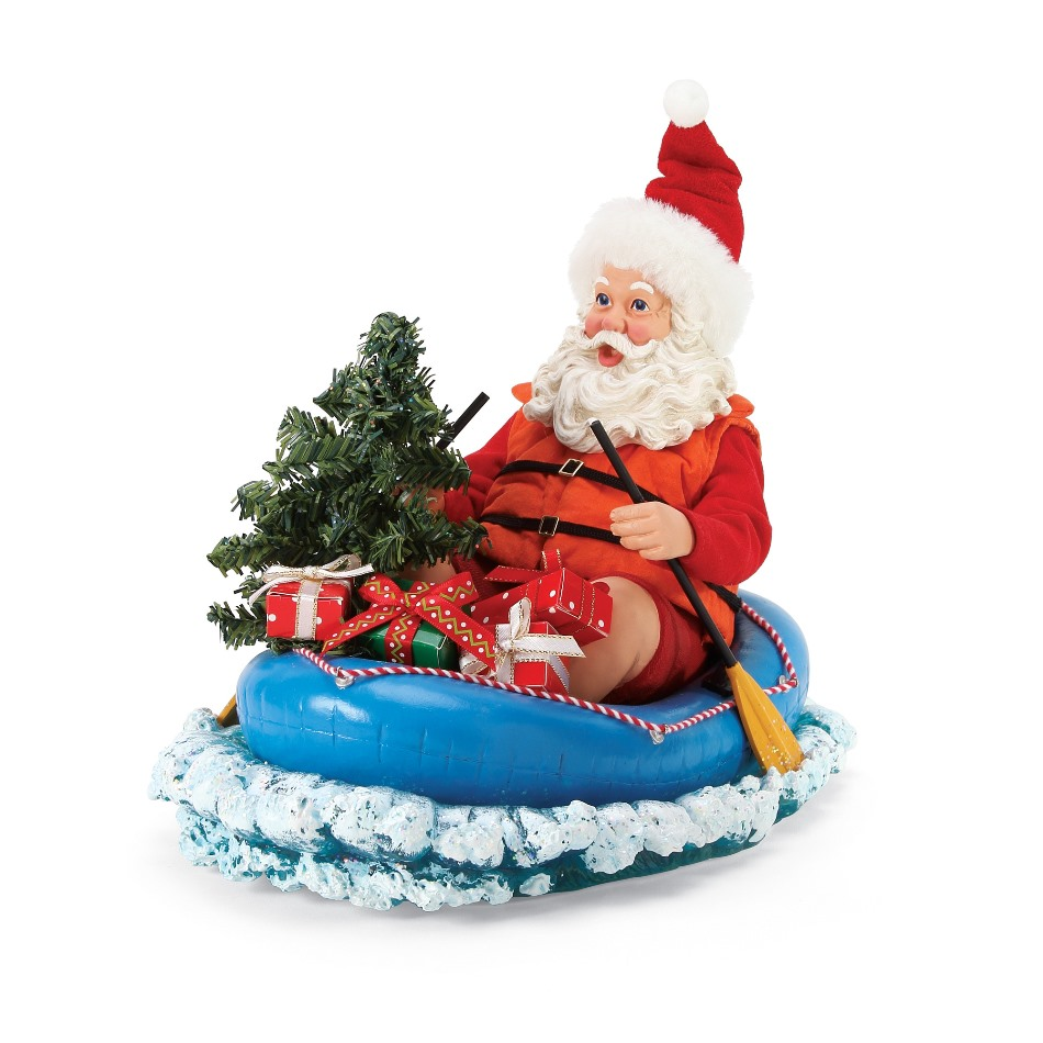Possible Dreams Santa - Paddle Captain 2020