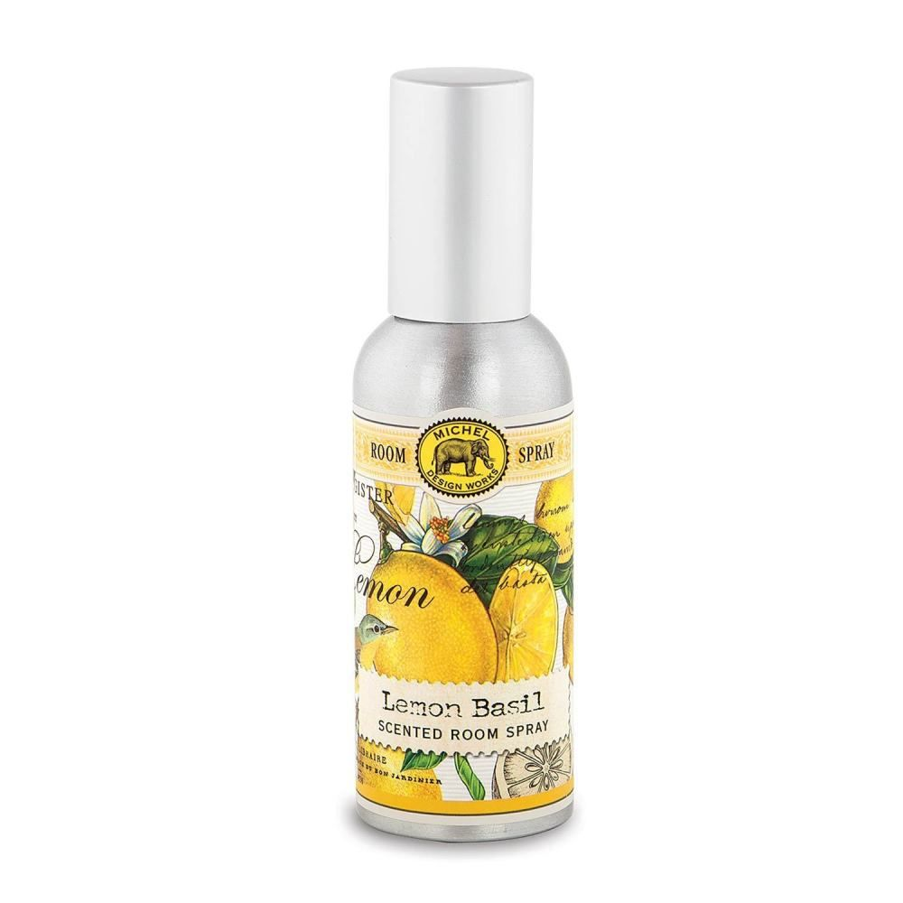 Michel Design Works - Room Spray - 100ml - Lemon Basil