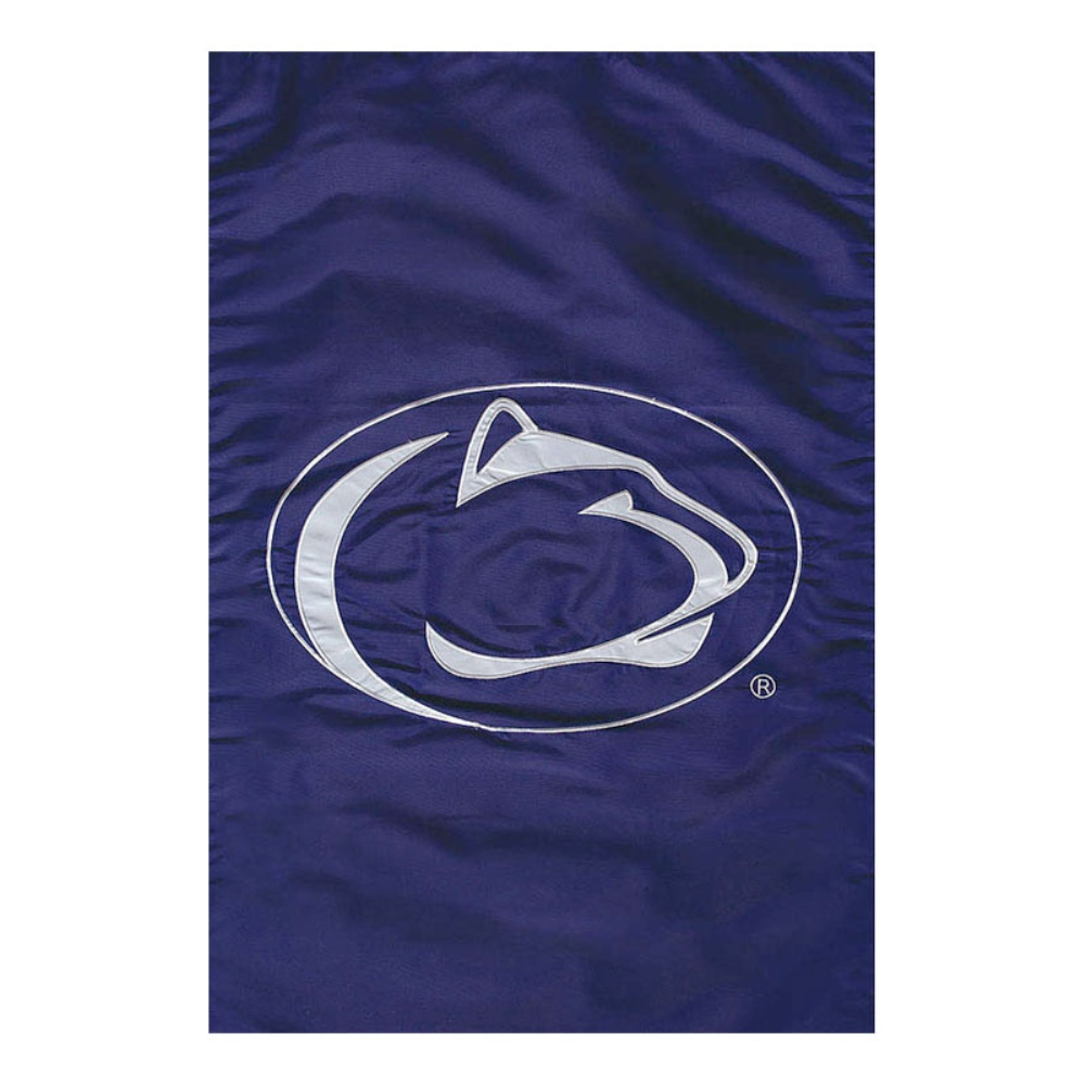 Small Garden Flag - Blue Penn State Flag - 12.5in x 18in