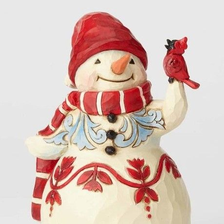 Snowmen Figurines, Decorations, Ornaments and More
