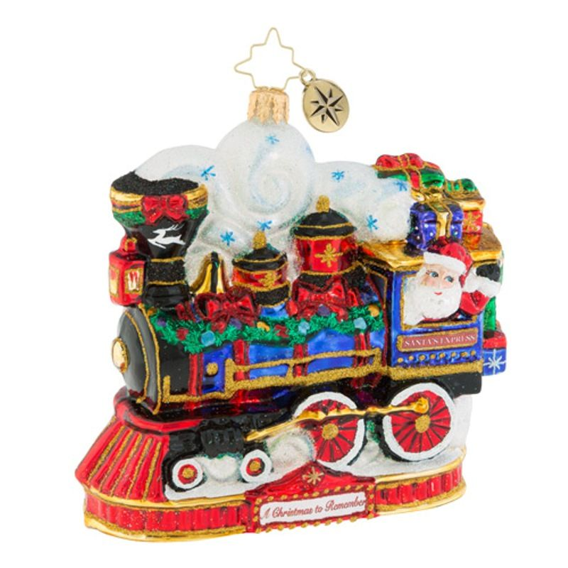 Christopher Radko Ornaments - Special and Limited Ornament Collection