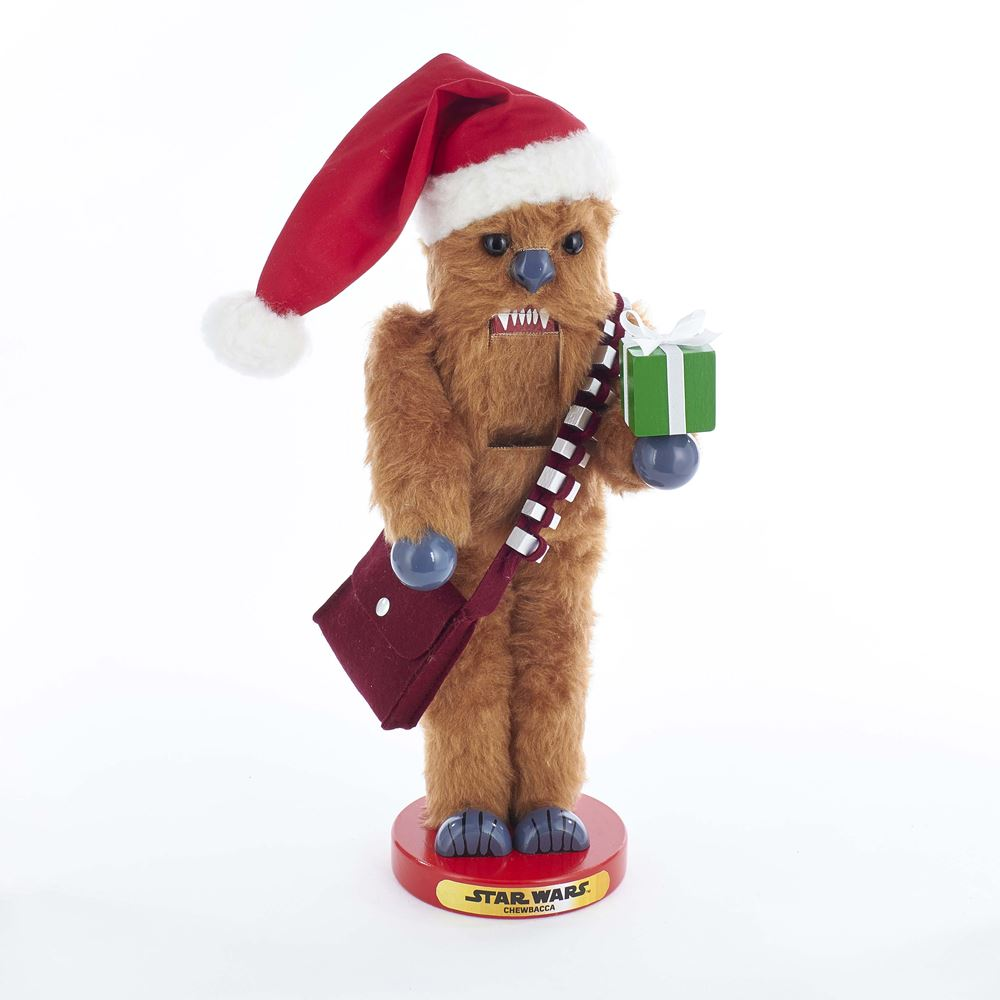 Steinbach Nutcracker - Chewbacca - Star Wars