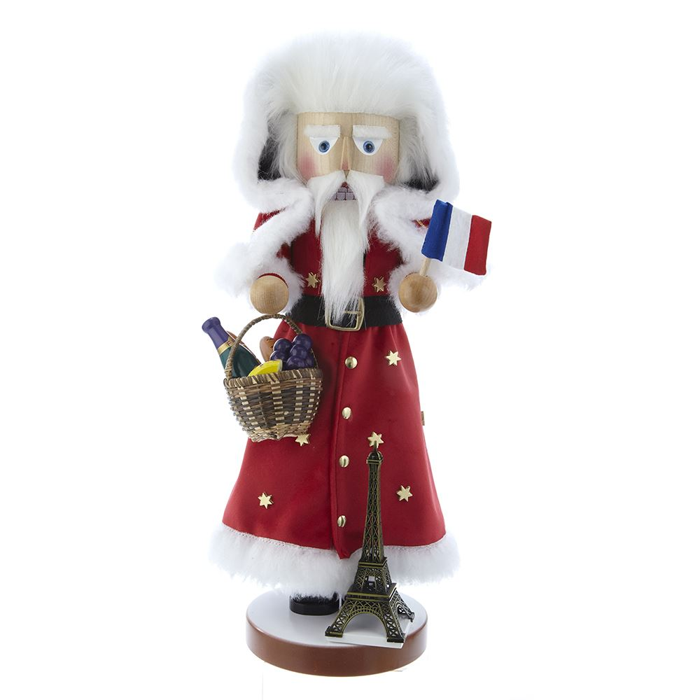 Steinbach Nutcracker - French Santa 2019
