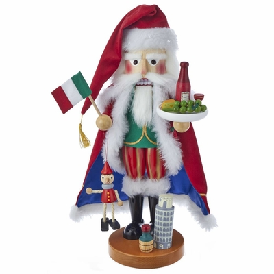 Steinbach Nutcracker - Italian Santa - 5th in the Santa Legends Series