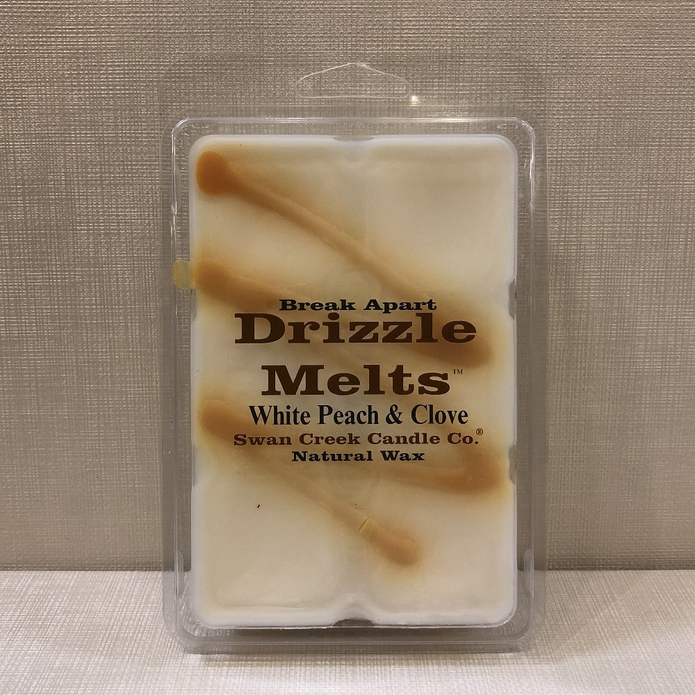 Swan Creek Wax Melts - White Peach Clove
