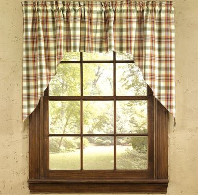 Window Swags - Window Dressings