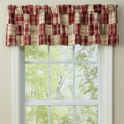 Window Valances � Lined Window Valance Treatments