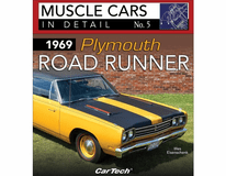 1969 Plymouth Road Runner #5