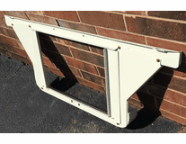 67-75 A-Body Radiator Core Support Replacement with Adjustable Width