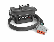Amp'D Throttle Booster Kit with Power Switch 2007-2018 Dodge/Ram/Chrysler Gas