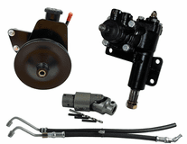 Borgeson - Small Block Power Steering Kit