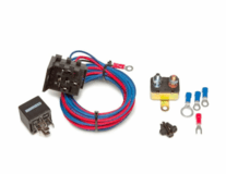 CVF - Painless Performance Electric Water Pump Wiring Kit - 30 Amp