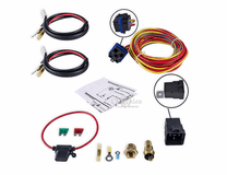 Champion - Electric Cooling Fan Relay Kit