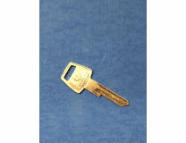 Chrysler Ignition Key