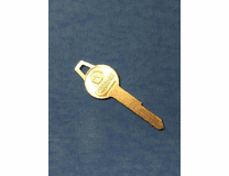Chrysler Trunk Key