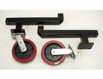Dodge LX Body Car Moving Body Wheel Front Pair