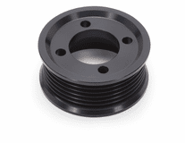 Edelbrock Supercharger - Jeep Pulley