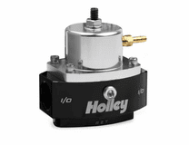 Holley HP Billet Fuel Pressure Regulator