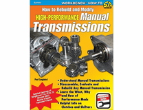 How to Rebuild & Modify HP Manual Trans
